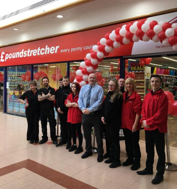Poundstretcher New Store Paisley